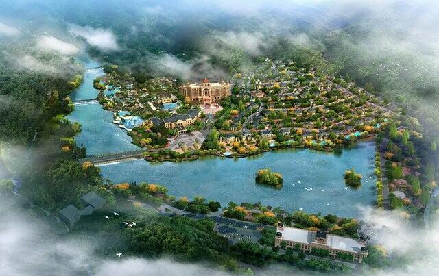 我司一举中标浙江仙华国际度假村楼控系统工程项目